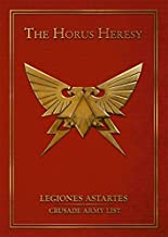 The Horus Heresy: Legiones Astartes Crusade Army List