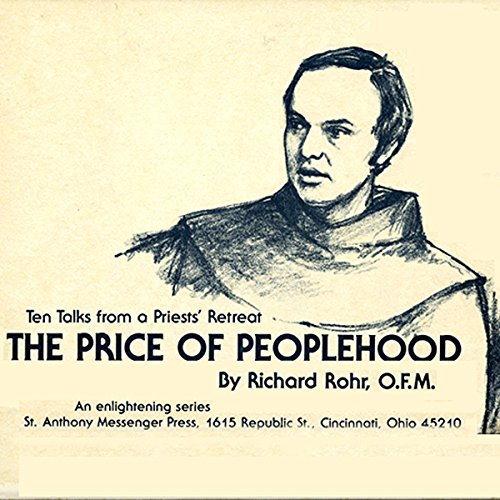 The Price of Peoplehood audiobook cover art