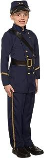 Civil War Union Soldier Child Costume (Large)