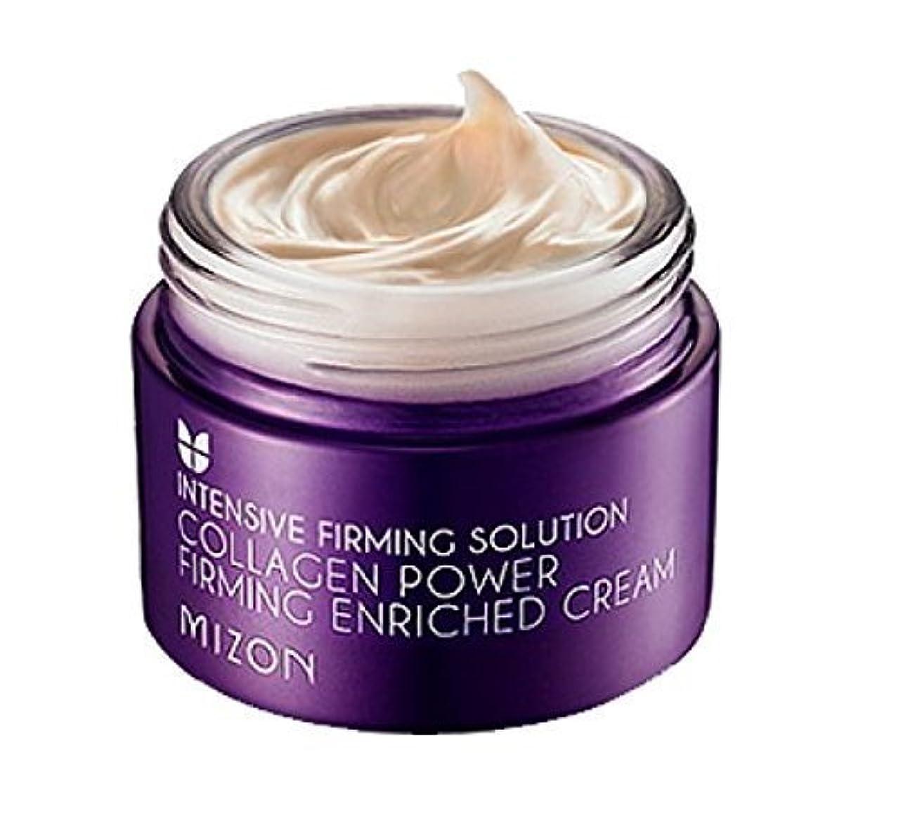 人類思い出す好意的MIZON Collagen Power Firming Enriched Cream (並行輸入品)