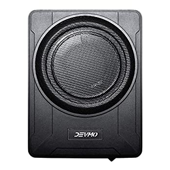 Devmo GELF 10  Compact Enclosed Powered Enclosed Subwoofer for CAR Under seat
