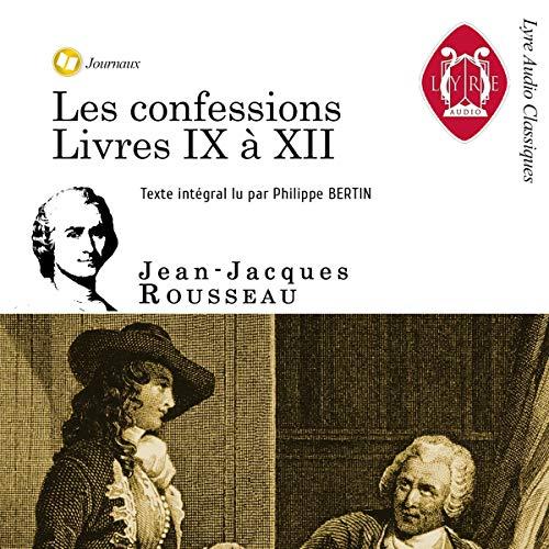 Les Confessions. Livres IX à XII cover art