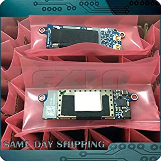 not fit 2008 2009 2010 Year Padarsey Bluetooth WiFi Airport Card 4.0 for MacBook Pro A1278 A1286 A1297 607-7294 BCM94331PCIEBT4CAX 2011 2012