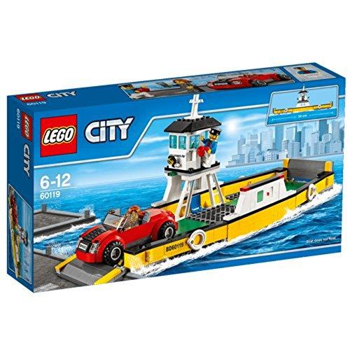 LEGO City 60119 - Fähre, Bausteinspielzeug