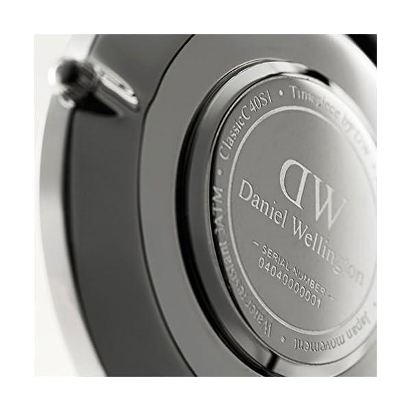 Daniel Wellington Reloj con Correa de Acero para Mujer 0602DW