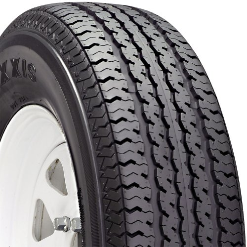 Maxxis M8008 ST Radial Trailer Tire - 225/75R15 BSW