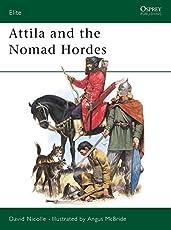 Image of Attila and the Nomad. Brand catalog list of Osprey Publishing.
