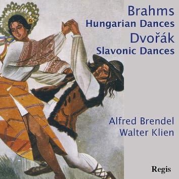 Brahms and Dvorak Dances
