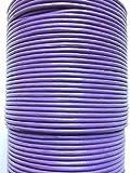2mm Rund Qualität echten Kühe Leder Violett Leder Kordel Schmuckherstellung Kordel Gewinde Draht...