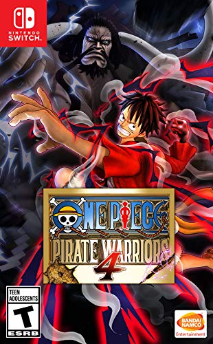 One Piece: Pirate Warriors 4 – Standard Edition – Nintendo Switch
