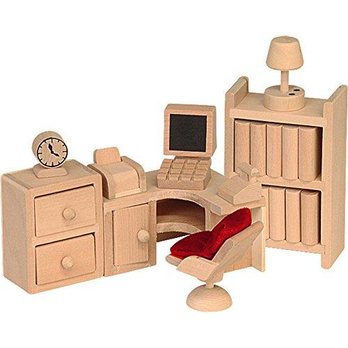 Beluga Spielwaren 70122 - Möbel Computerzimmer Holz