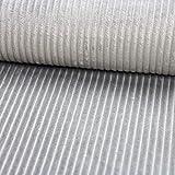 Brittschens Stoffe und Zutaten Stoff Fleece mit Streifen