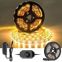 Image of LED Strip Lights Warm...: Bestviewsreviews