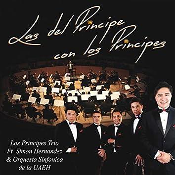 Las del Principe (feat. Simon Hernandez, Orquesta Sinfonica De La Uaeh)