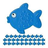 Relaxdays 30 x Antirutsch Sticker Badewanne,...