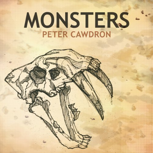 Monsters audiobook cover art