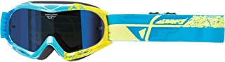 Fly Racing Youth Zone Composite Goggle (Blue/Hi-Vis, 1 Size)