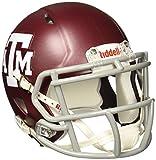 Riddell NCAA Speed Mini Helmet, Casco da Football, Unisex Uomo Donna, Texas A&M Aggies