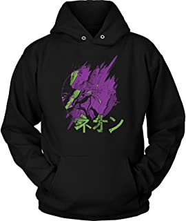 evangelion nerv hoodie