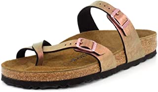 6d5769760cb Birkenstock Women s Mayari Oiled Leather Sandal