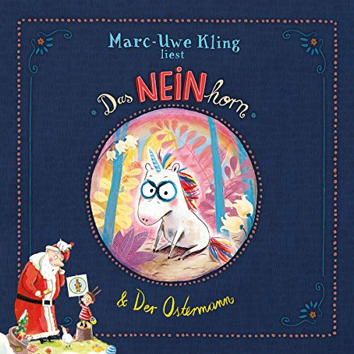 Das NEINhorn, Der Ostermann: Inszenierte Lesungen + Live-Lesungen: 1 CD