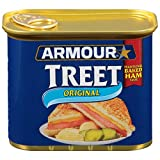 Armour Star Treet Luncheon Loaf, Canned Meat, 12 OZ (Pack of 12)
