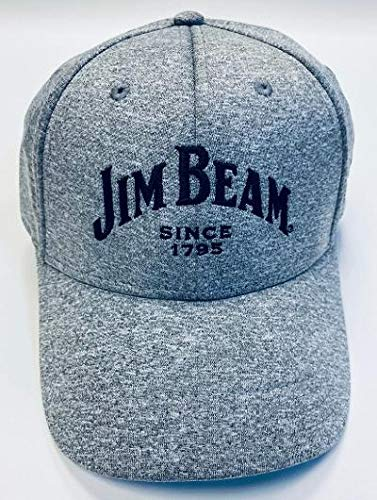 Jim Beam Since 1795 Gray Embroidered Hat | Exclusive
