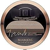 Bourjois - Ombre à Paupières 1 Seconde Eyeshadow - Smoky Facile et Couleur intense - 07 Stay on Taupe 3gr