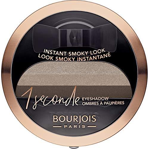 Bourjois, Sombra de ojos (Tono: 007 Stay On Taupe, Gama Nudes Topo) - 42 gr.