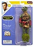 """Mego Action Figures, 8"""" Star Trek - Gorn with Glow in The Dark Eyes, Spines, and Teeth (Limited Edition Collector's Item)"""