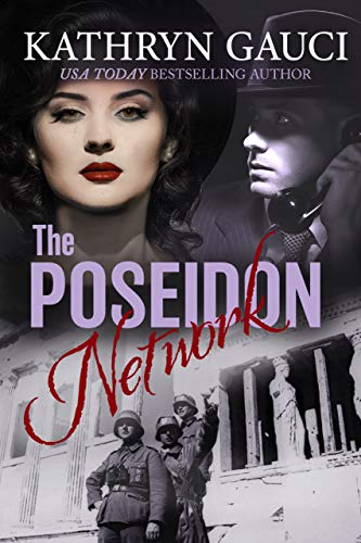 The Poseidon Network by [Kathryn Gauci]