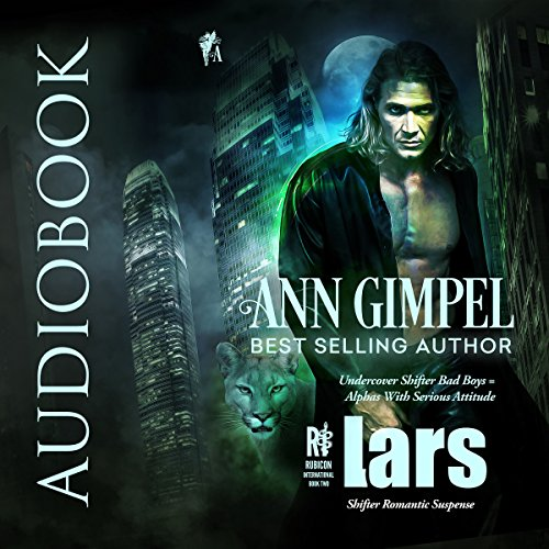 Lars: Shifter Romantic Suspense audiobook cover art