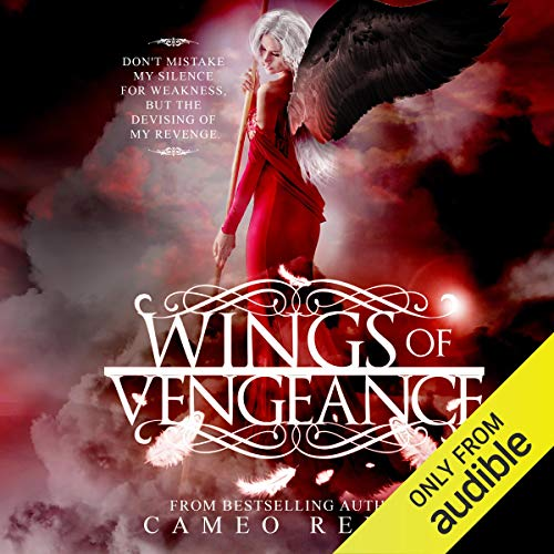 Wings of Vengeance audiobook cover art