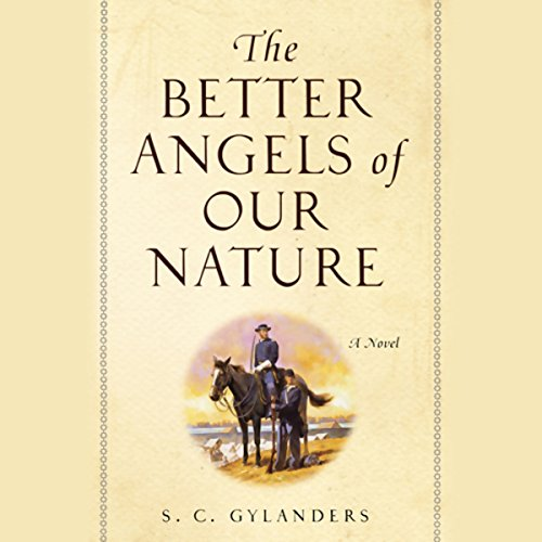 Better Angels of Our Nature audiobook cover art