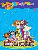 Groovy Girls libro da colorare