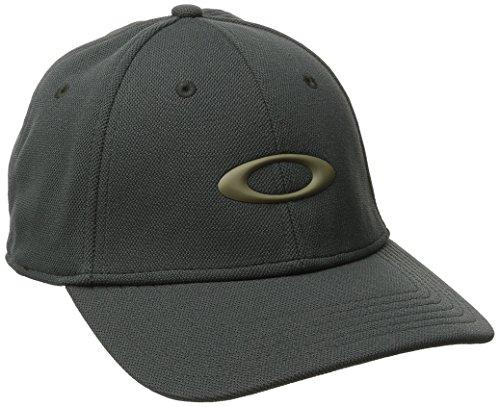 Oakley 2.0 Men's Silicone Cap, Men, Silicon Cap 2.0, shadow, L/XL