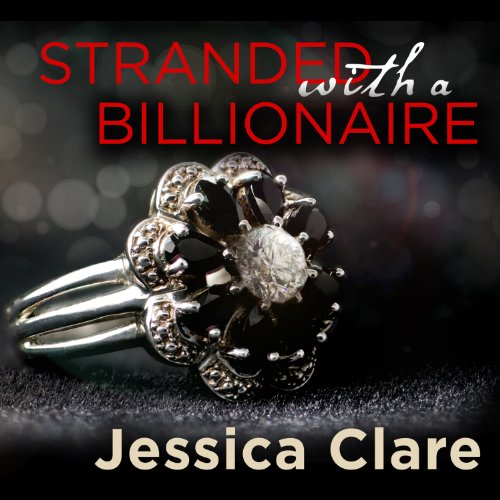 Stranded with a Billionaire audiobook cover art