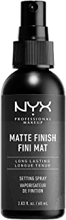 NYX Professional Makeup Make Up Setting Spray, Matte Finish/Long Lasting, 2.03 Ounce