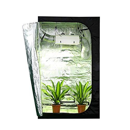 G/j/f 210D / hydroponischen wachsen Zelt mit, leicht zu Bauen Kit wachsen Cannabis Umweltfreundlich und Tasteless Propagation Kit geeignet for Heim Balkon / 120 × 120 × 200cm
