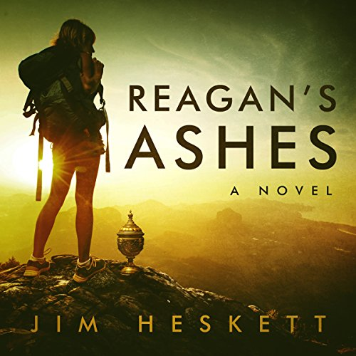 Reagan's Ashes cover art