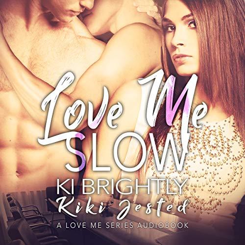 『Love Me Slow』のカバーアート