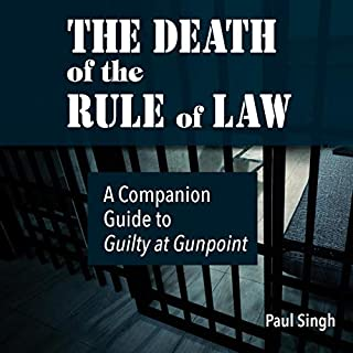 The Death of the Rule of Law cover art