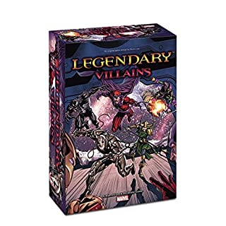 Marvel - 332359 - Jeu De Cartes - Legendary Villains (B00KDPPNPY) | Amazon price tracker / tracking, Amazon price history charts, Amazon price watches, Amazon price drop alerts