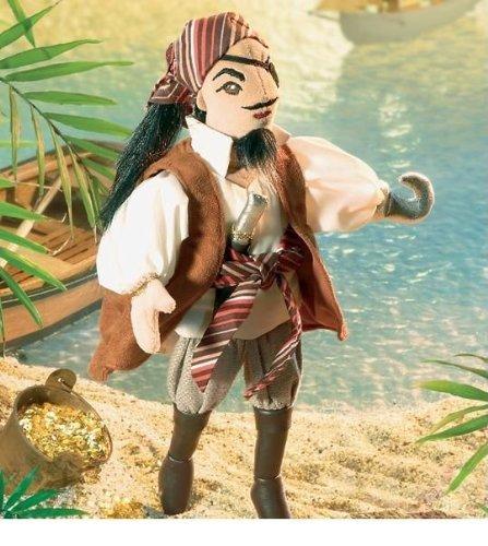 Folkmanis - Pirate