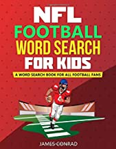 NFL Football Word Search For Kids: A Word Search Book For All Football Fans PDF