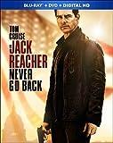 Jack Reacher: Never Go Back [Blu-ray]