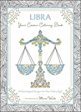 Libra: Your Cosmic Coloring Book: 24 Astrological Designs for Your Zodiac Sign!