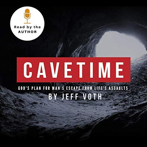 Cavetime audiobook cover art