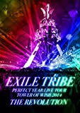EXILE TRIBE PERFECT YEAR LIVE TOUR TOWER OF WISH 2014 ~THE REVOLUTION~ (DVD2枚組)