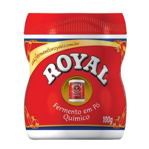 Pó Royal - Fermento em pó 100g | Royal Baking Powder - 3.5 Oz